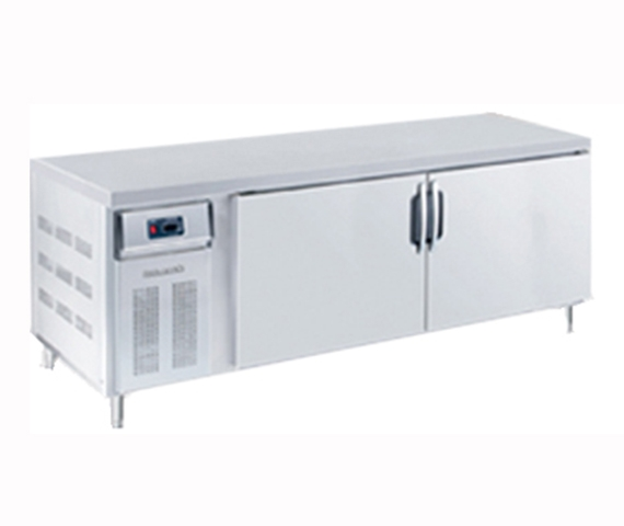 COUNTER FREEZER 2 DOOR 1M2
