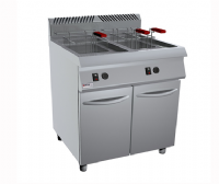 GAS DEEP FAT FRYER 2 TANK