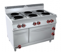 ELECTRIC 6 BURNER  ITALIA