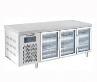 REFRIGERATED BARLINE 3 DOOR