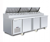BÀN  PIZZA COUNTER 2M4